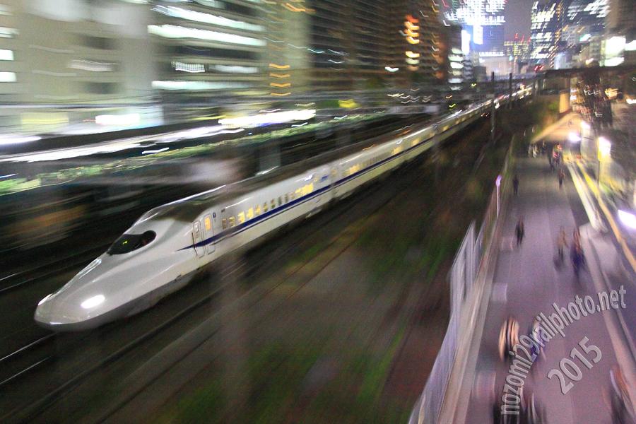 東海道新幹線 撮影地